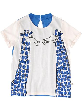 Stella McCartney детская мода весна-лето 2014 фото 2