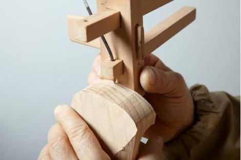 Знаменитые деревянные машинки TobeUs в Москве | галерея [1] фото [9]