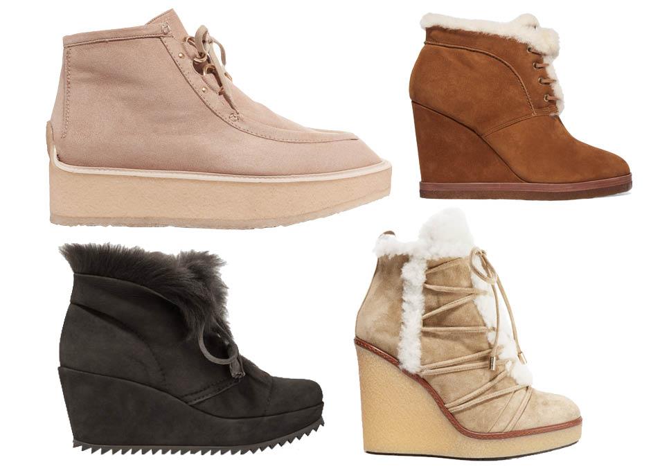 Как выбрать зимнюю обувь 2016 2017