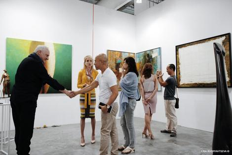 Галерея VS Unio на выставке Art Stage Singapore 2016 | галерея [1] фото [8]