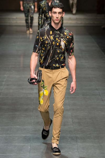 Неделя мужской моды в Милане: лучшие показы | галерея [4] фото [5]