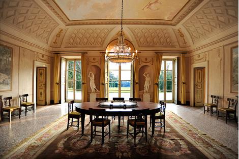 Вилла Марлия в Тоскане станет отелем   галерея [1] фото [29]