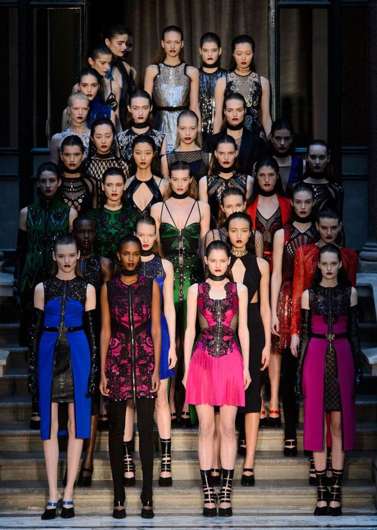 Неделя моды в Лондоне: 21 февраля