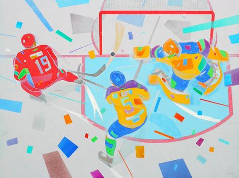 Открывается ярмарка Cosmoscow | галерея [1] фото [6]