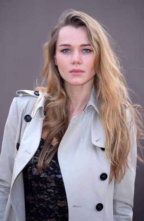 Имми Уотерхаус на Неделе моды в Лондоне