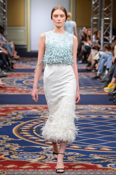 Показ осенне-зимней коллекции Ruban на Mercedes-Benz Fashion Week RussiaПоказ осенне-зимней коллекции Ruban на Mercedes-Benz Fashion Week Russia | галерея [2] фото [13]