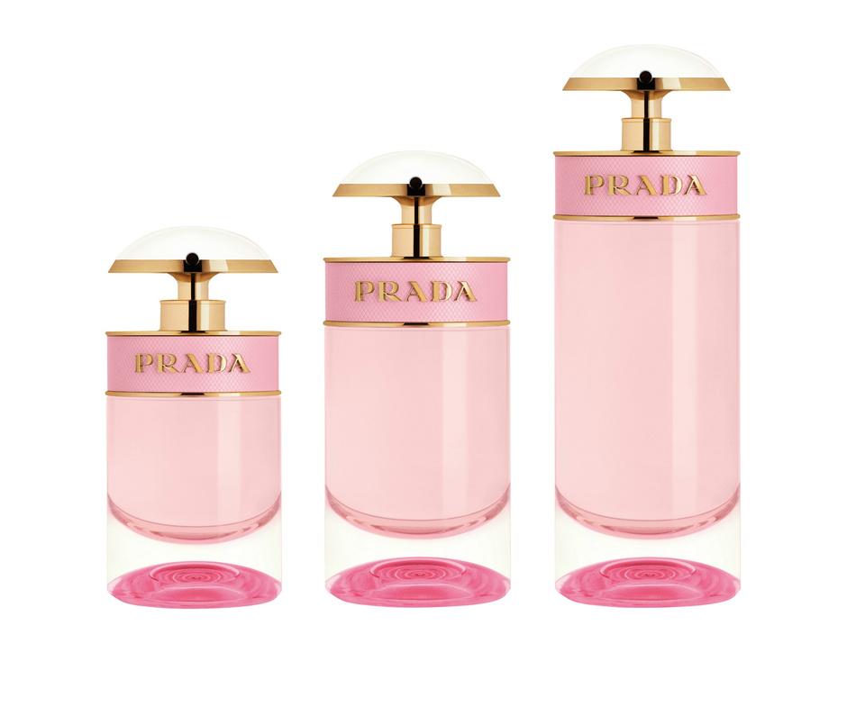 Девушки в цвету: самый нежный аромат в коллекции Prada Candy