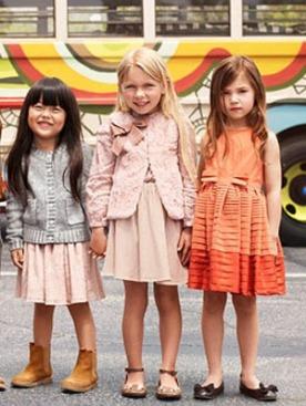 H&M запускает коллекцию детской одежды