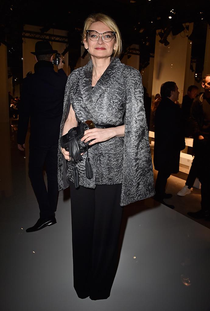 В движении: показ весенней коллекции Atelier Versace