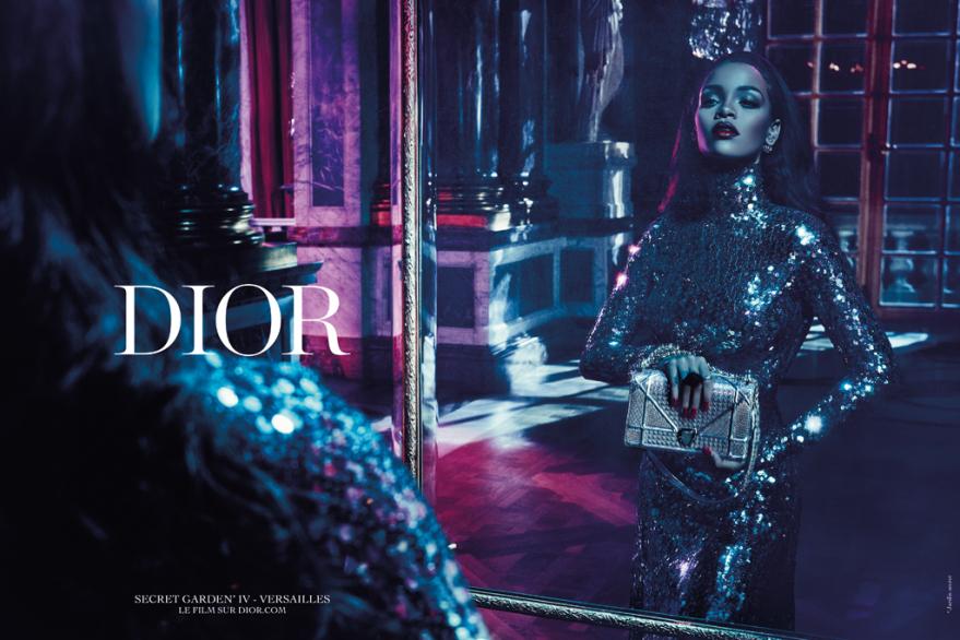 Рианна для Christian Dior