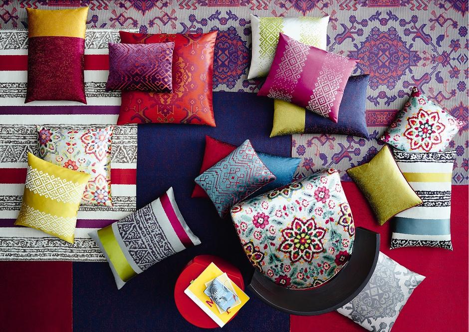 Декор подушек: оригинальные идеи, фото, полезные светы