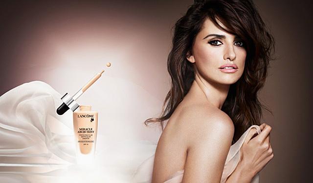 пенелопа круз в рекламе ланком 2013