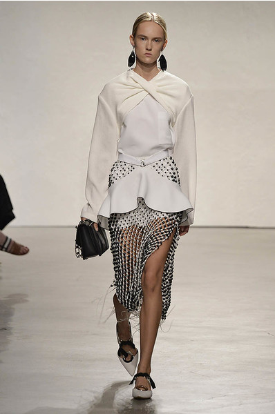 Неделя моды в Нью-Йорке: день девятый | галерея [4] фото [8]