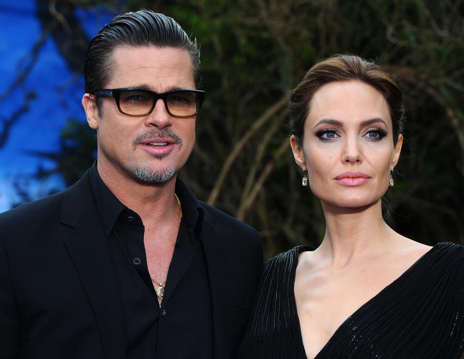 Подробности развода Анджелины Джоли и Брэда Питта шокировали Америку