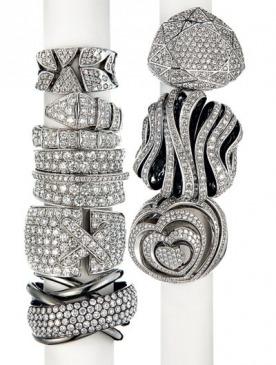 Алмазные кольца