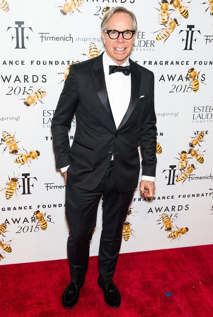 Томми Хилфигер: фото 2015