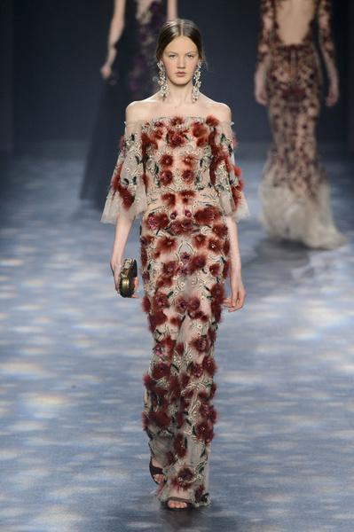 Самые красивые образы Недели моды в Нью-Йорке | галерея [1] фото [5]