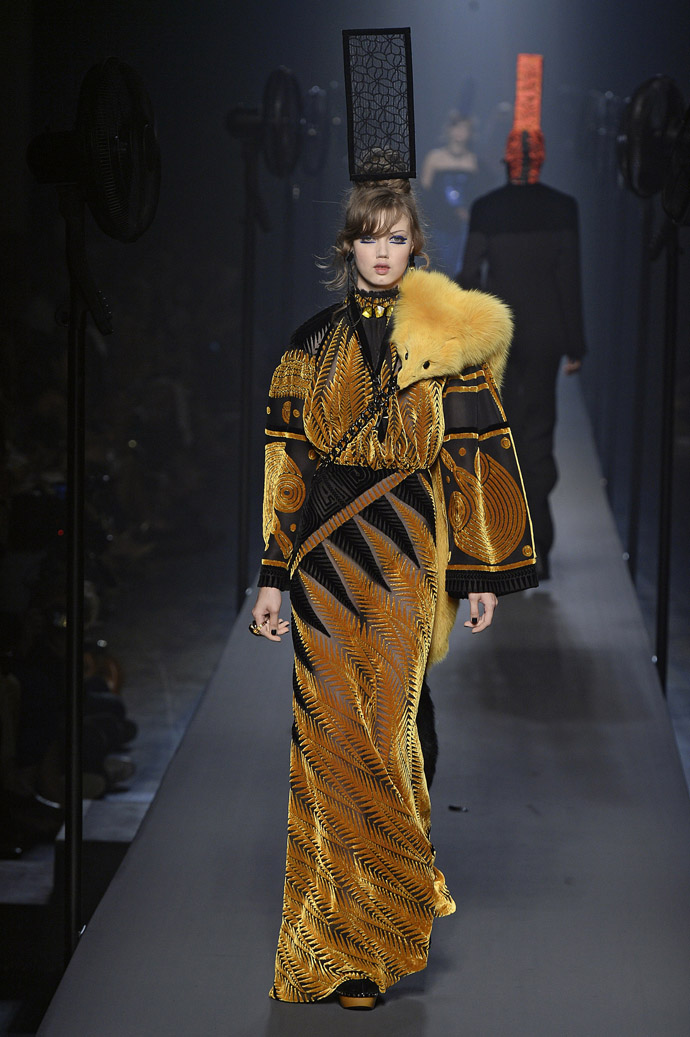 Jean Paul Gaultier Couture, осень-зима 2015