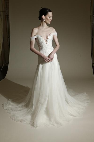 Сексуальные свадебные платья 2015 4