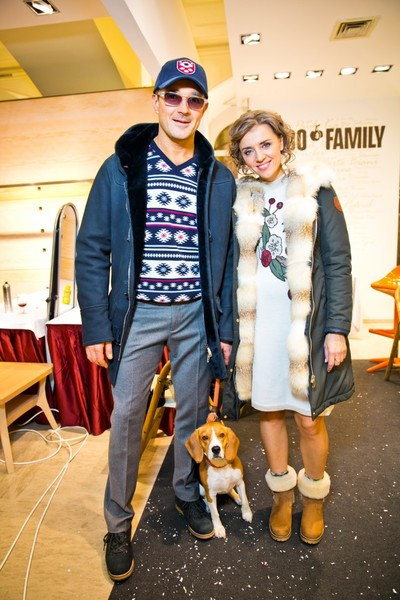 В ГУМе состоялось открытие магазина BOSCO Fresh и вечеринка Aprés ski | галерея [1] фото [43]
