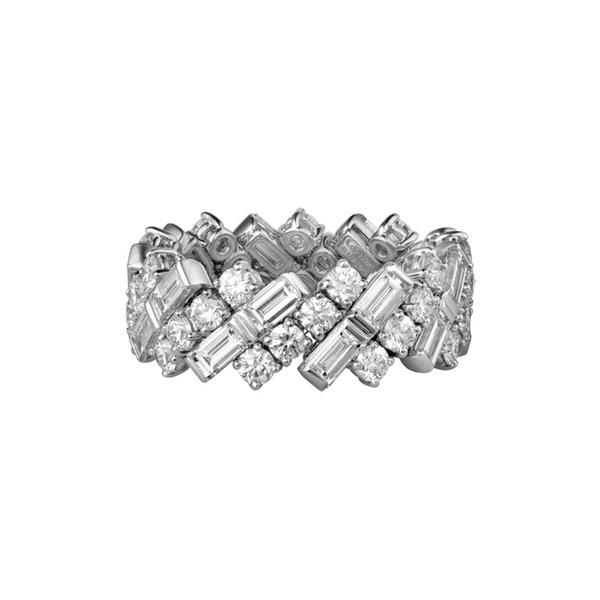 20 роскошных обручальных колец | галерея [1] фото [14]