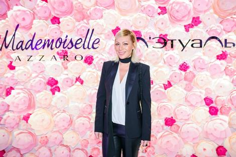 Звезды на презентации аромата Mademoiselle в Доме Спиридонова | галерея [1] фото [5]