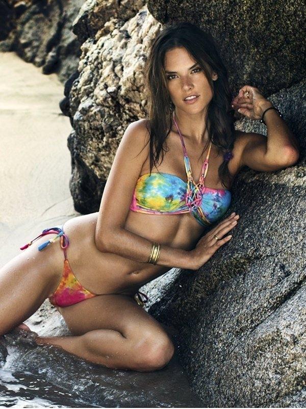 «Ангел» Victoria's Secret Алессандра Амбросио: фото 2014