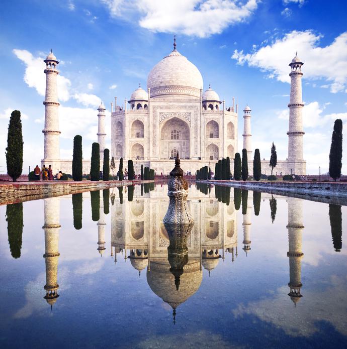 Тадж-Махал Индия