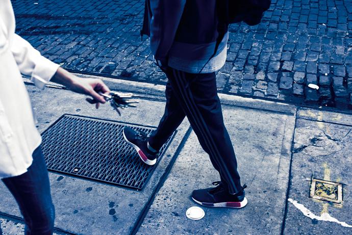 Назад в будущее: 8 фактов о новых кроссовках adidas Originals – NMD