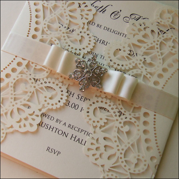 Как оформить приглашение на свадьбу | галерея [1] фото [1]