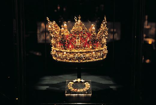 Корона Кристиана IV