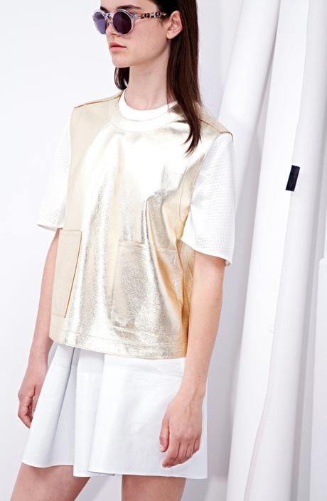 Платье и жилет 3.1 Phillip Lim