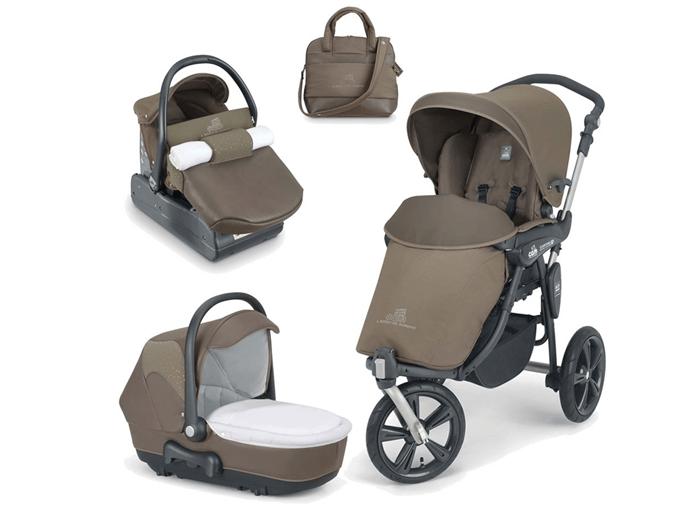 Cam Cortina Evolution X3 Tris - выбор экономных родителей