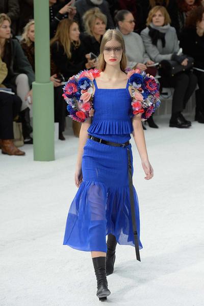 Показ Chanel Haute Couture | галерея [1] фото [20]