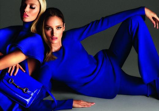 Рекламная кампания Gucci ss 2013