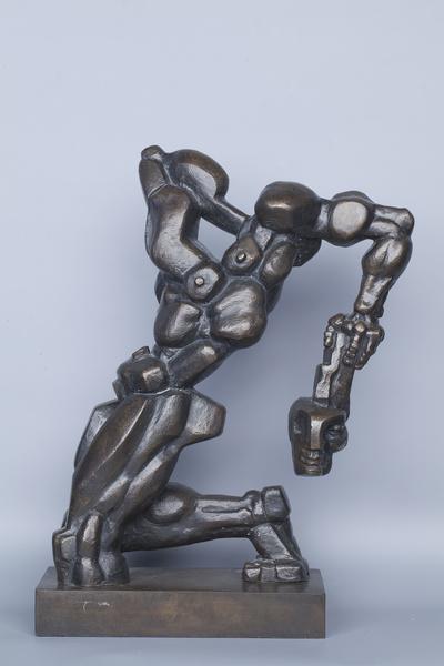 Открылась выставка «Эрнст Неизвестный. Возвращение в Манеж» | галерея [1] фото [5]
