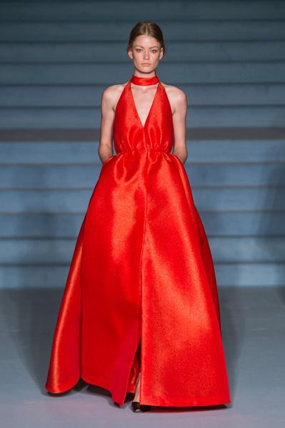 Неделя моды в Лондоне: 21 февраля | галерея [1] фото [1]