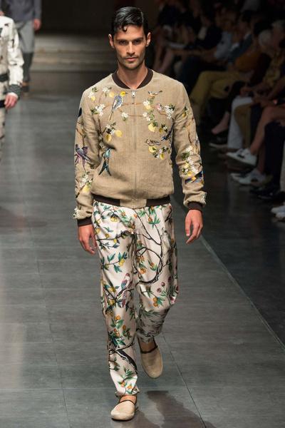Неделя мужской моды в Милане: лучшие показы | галерея [4] фото [12]