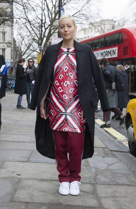 неделя моды в лондоне