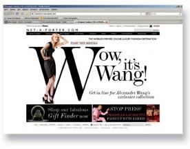 Сайт net-a-porter.com
