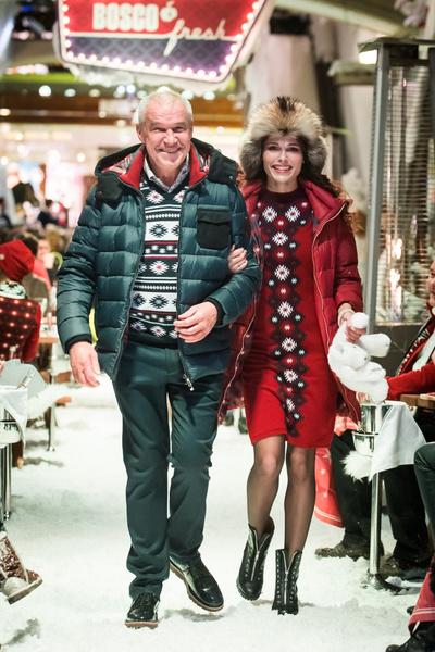 В ГУМе состоялось открытие магазина BOSCO Fresh и вечеринка Aprés ski | галерея [1] фото [20]