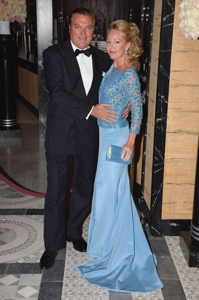 Принц Чарльз де Бурбон обеих Сицилий и принцесса Камилла