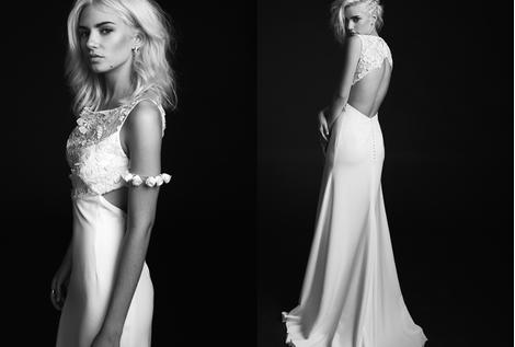 ЗАМУЖ НЕВТЕРПЕЖ: 10 самых красивых свадебных коллекций сезона | галерея [4] фото [10]