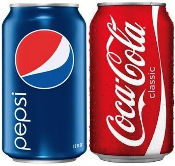 Кока-кола/Пепси-кола
