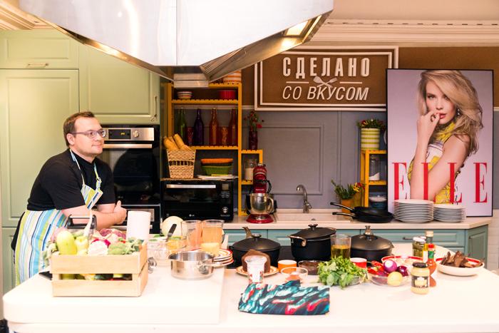 Встреча со вкусом: итоги кулинарного конкурса ELLE и Елены Усановой