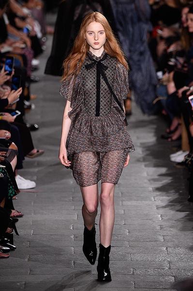 Неделя моды в Милане: день третий   галерея [4] фото [4]