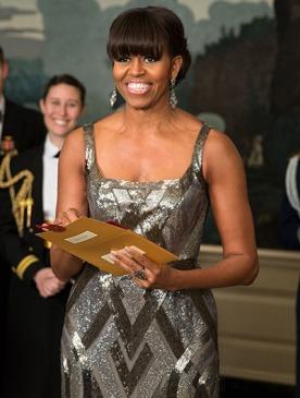 Мишель Обама сделала подтяжку верхней части рук популярной