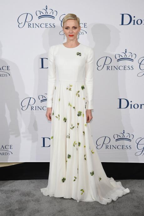 Княгиня Шарлен фото