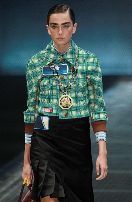 Самое важное о показе Prada в Милане