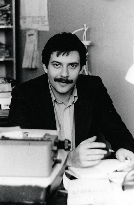 Алексей Глуховский, папа Дмитрия